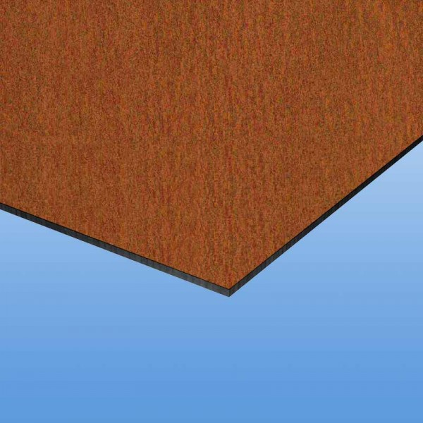 Trespa Naturals Rusted Brown - NM01